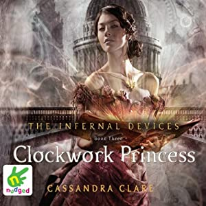 Clockwork Princess Audiobook