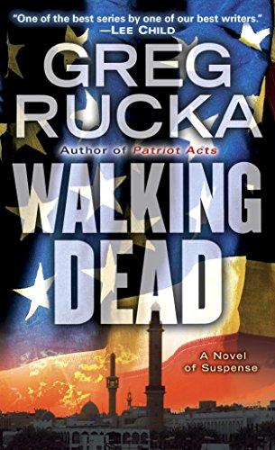 Walking Dead: A Novel of Suspense (Atticus Kodiak Book 7) cover
