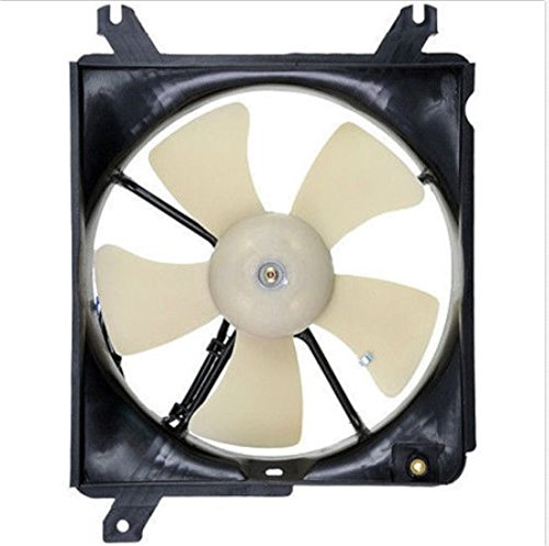 (Engine Cooling Fan Assembly - Cooling Direct For/Fit B6MC15035 99-05 Mazda Miata WITHOUT Turbo)