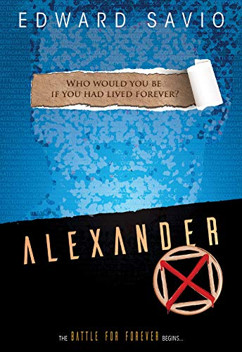 Alexander X Battle For Forever Book 1