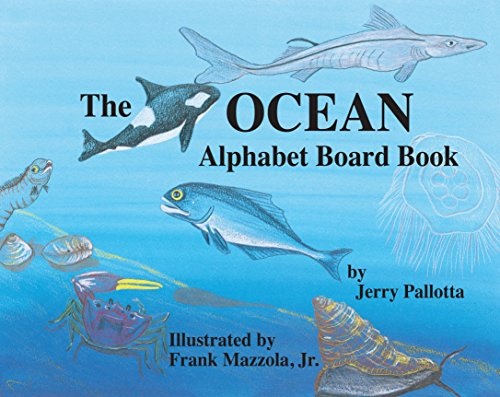 The Ocean Alphabet Board Book