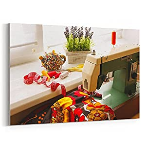 Westlake Art Cotton Material - Canvas Print Wall Art - By Canvas Stretched Gallery Wrap Modern Picture Photography Artwork - Ready to Hang 12x18 Inch (a1721z)