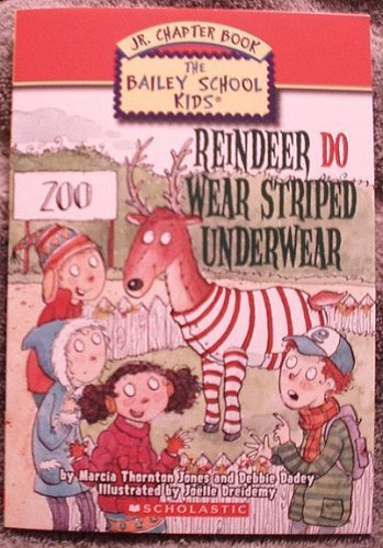 Jr Chapter Books The Bailey School Kids Book List