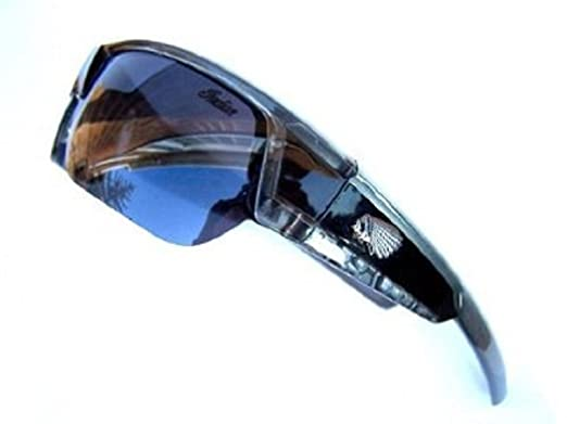 f4fcbb163293 Image Unavailable. Image not available for. Colour: INDIAN Motorcycles  SUNGLASSES Sports Wraparound MENS Semi Frameless Unisex UV400 Protection NEW