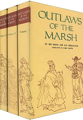 Outlaws of the Marsh (Vol 1-3)