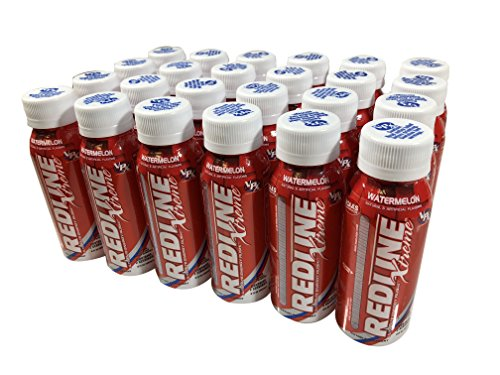VPX Redline Xtreme RTD Watermelon 6 - 4 Packs 8 fl oz (240 mL) by VPX