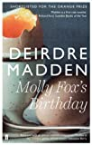 Molly Fox's Birthday by Deirdre Madden front cover