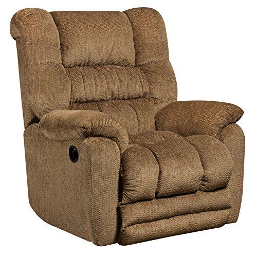 Leggett Living Room Sofa (Flash Furniture Contemporary Temptation Fawn Microfiber Power Recliner with Push Button)