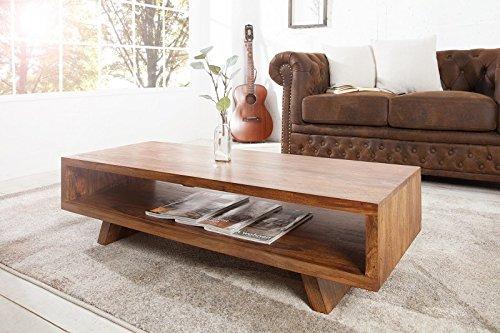 Invicta Interior 36790 Couchtisch// TV-Board Retro Sheesham 110 cm