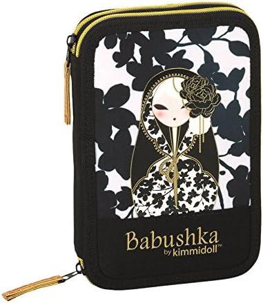 Safta Estuche Babushka Oficial 34 Útiles Incluidos 135x45x205mm: Amazon.es: Juguetes y juegos