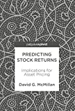 img - for Predicting Stock Returns: Implications for Asset Pricing book / textbook / text book