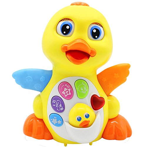 Yellow Baby Toy - 4