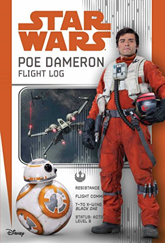 Star Wars: Poe Dameron: Flight Log (Replica Journal)