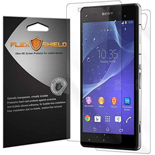 Sony Xperia Z2 Screen Protector (Matte) - 2