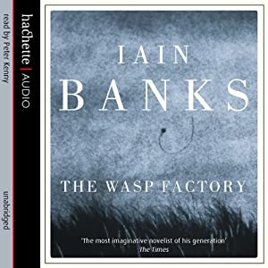 The Wasp Factory Audiobook