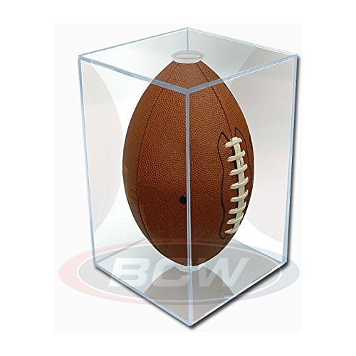 (Display Case - Promold Football Display Case (Cube))