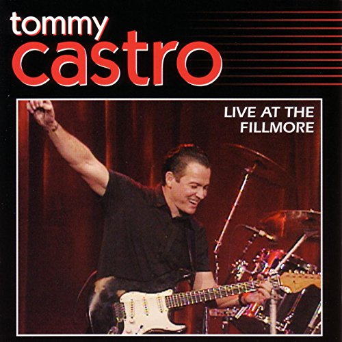 Tommy castro sex machine