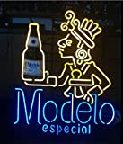 Neon Signs Modelo Especial Beer Bar Pub Store Party Homeroom Windows Wall Decor 19X15
