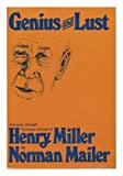 Genius and Lust, Norman Mailer, 0802101275