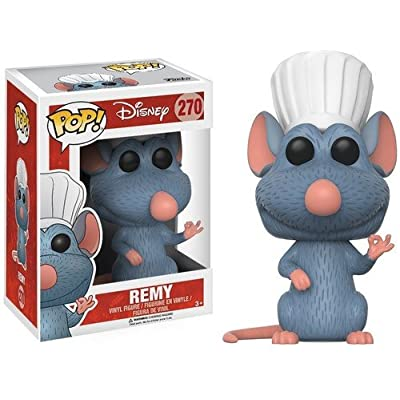 Funko POP Disney Ratatouille Remy (Styles May Vary) Action Figure: Funko Pop! Disney:: Toys & Games
