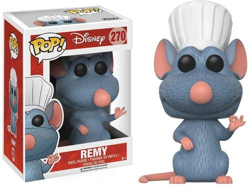Funko POP Disney Ratatouille Remy (Styles May Vary) Action -