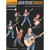 Hal Leonard Guitar Method: Guitar For Kids Songbook (Book/Online Audio)