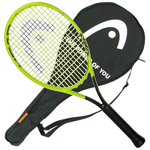 Head 2019 Graphene Extreme 360 Junior 26 Tennis Racquet – Strung with Cover