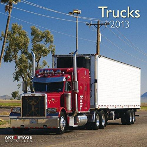 Trucks 2013 Broschürenkalender