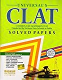 CLAT Solved Papers - Also Including Previous Year Papers of *NLSIU, Bangalore, *NALSAR, Hyderabad, *NLU, Jodhpur, *NUJS, Kolkata, *GNLU, Gandhi Nagar, ... Raipur, *HNLU, Raipur, NLU, Delhi, Symbiosis