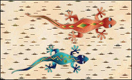 Tribal Gecko - 6