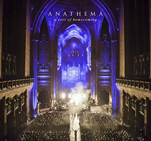CD : ANATHEMA - A Sort Of Homecoming (3 Discos)