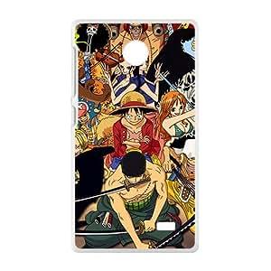 Anime One Piece Cell Phone Case for Nokia Lumia X