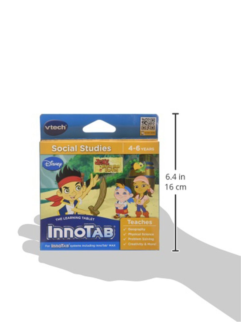 VTech InnoTab Game - Jake and the Neverland Pirates by VTech (Image #3)
