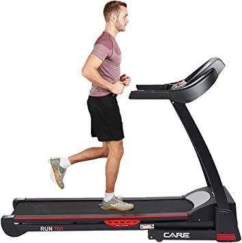 Care fitness - RUN-760 motorizada - Cinta de correr plegable ...