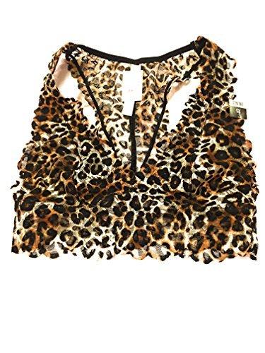 Victorias Secret Vs Pink Leopard Print Unlined XS
