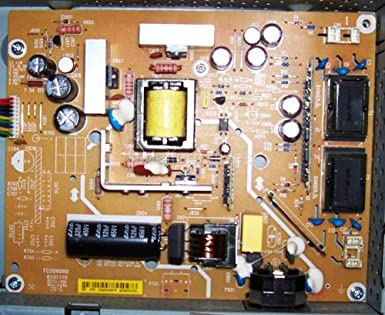 Hannspree HF237HPB LCD Monitor Repair Kit, Capacitors Only, Not the on
