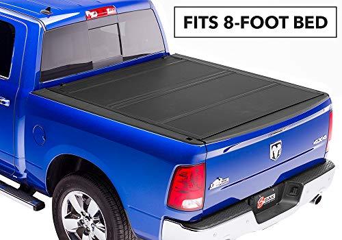 BAKFlip MX4  Hard Folding Truck Bed Tonneau Cover | 448204 | fits 2002-19 Dodge Ram 8' bed