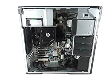 HP Z620 PC Workstation, E5-2650 2.0GHz 8-Core, 16GB DDR3, Quadro K5200, 500GB 10K 3.5 SATA Drive, USB 3.0, Win 10 Pro (Certified Refurbished)