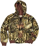 Russell Outdoors Men's Youth Flintlock Hooded Jacket (Infinity, Small)