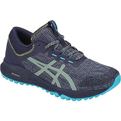 ASICS Womens Alpine XT Running Shoe, Slate Grey/Slate Grey, Size 6