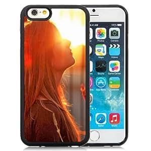 NEW DIY Unique Designed iPhone 6 4.7 Inch TPU Phone Case For Sad Girl At Twilight Phone Case Cover