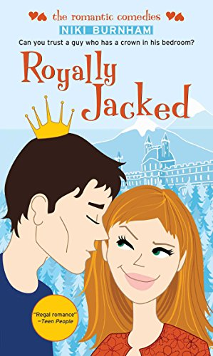 book cover of Royally Jacked