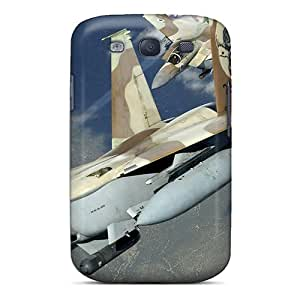 Fashionable Szvei7700PsvtO Galaxy S3 Case Cover For Israeli F15's Protective Case