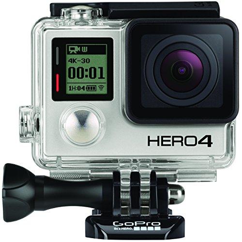 【国内正規品】 GoPro ウェアラブルカメラ HERO4 ブラックエディション アドベンチャー CHDHX-401-JPの商品画像
