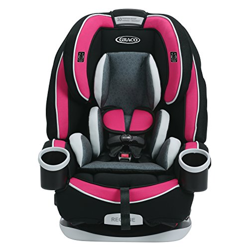 Large Product Image of Graco 4Ever 4-in-1 Convertible Car Seat, Azalea
