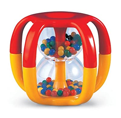Tolo Gripper Rattle Baby
