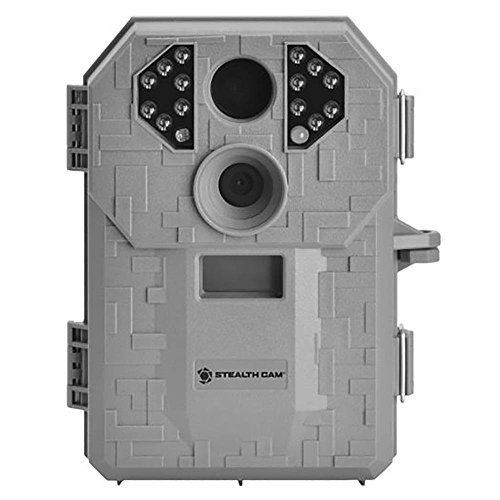 Stealth Cam P14 7MP Infrared Video Hunting Scouting Game Trail Camera, 2 Pack