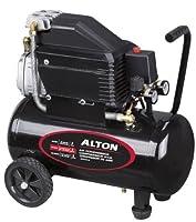 Alton AT01204-6 Portable 6-Gallon Hotdog Tank Oil-Lube Air Compressor