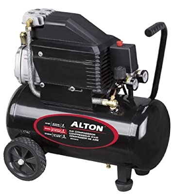 Alton At01204 6 Portable 6 Gallon Hotdog Tank Oil Lube Air