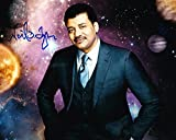 #8: NEIL DEGRASSE TYSON SIGNED 8X10 PHOTO AUTHENTIC AUTOGRAPH COSMOS PROOF PIC COA A
